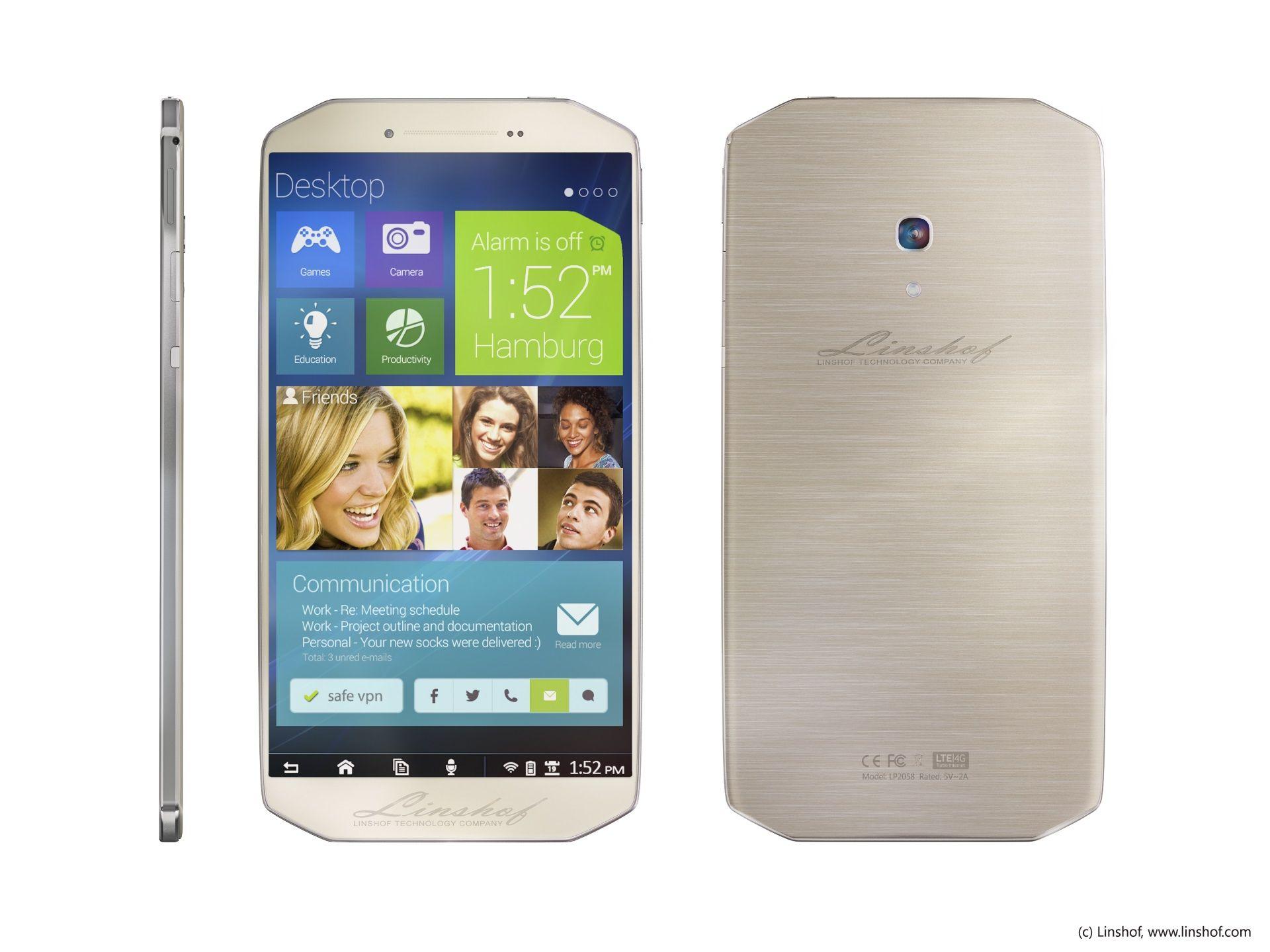 Lo smartphone Android con la memoria più grande al mondo