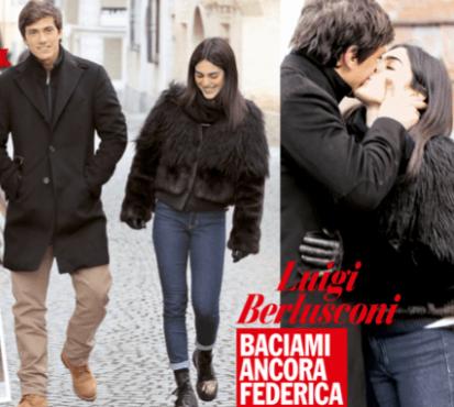 Luigi Berlusconi, con la fidanzata Federica Fumagalli è di nuovo amore