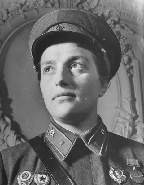 Lyudmila Mykhailivna Pavlichenko