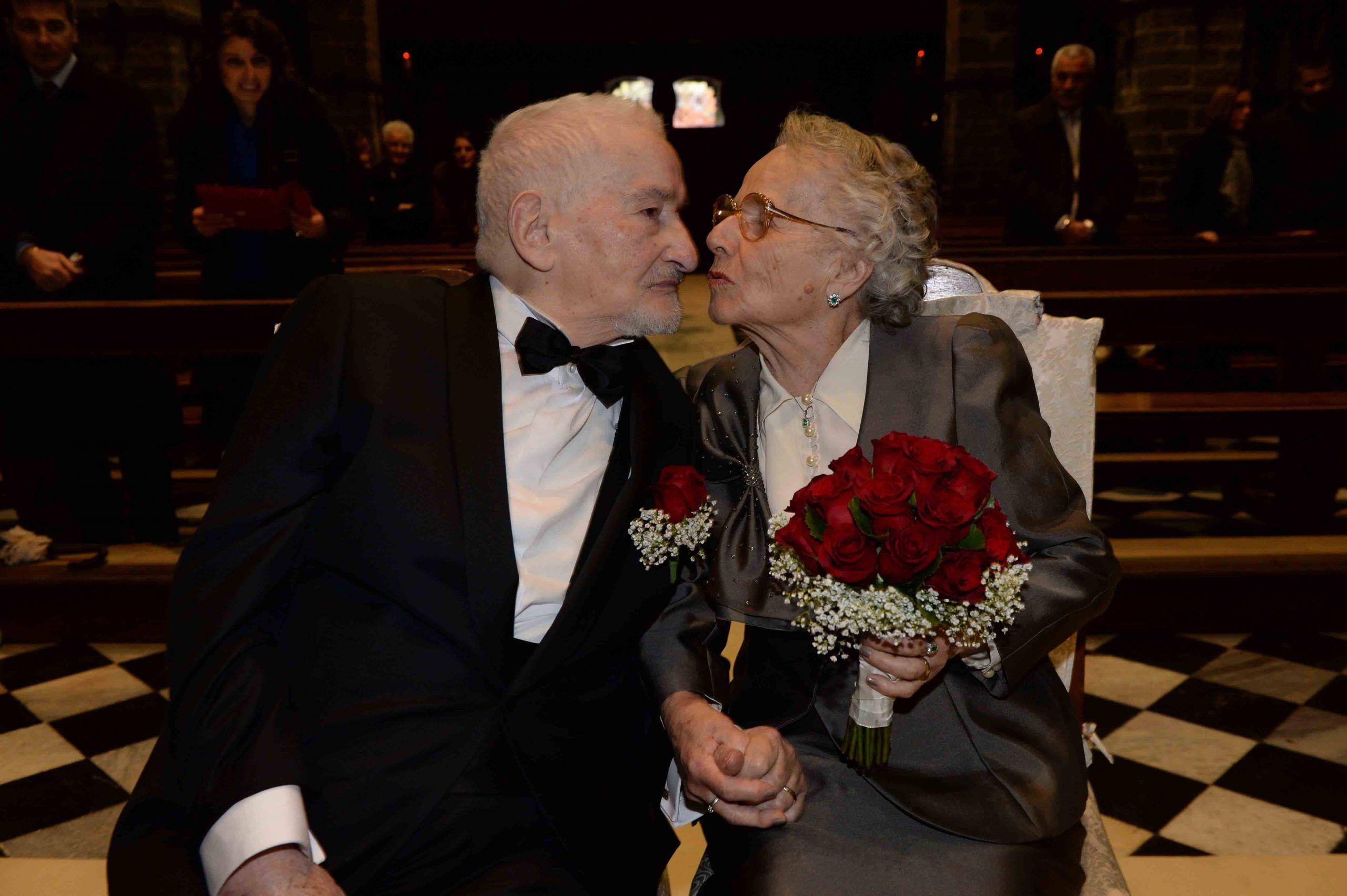 Lecco, matrimonio dopo 70 anni grazie a Facebook