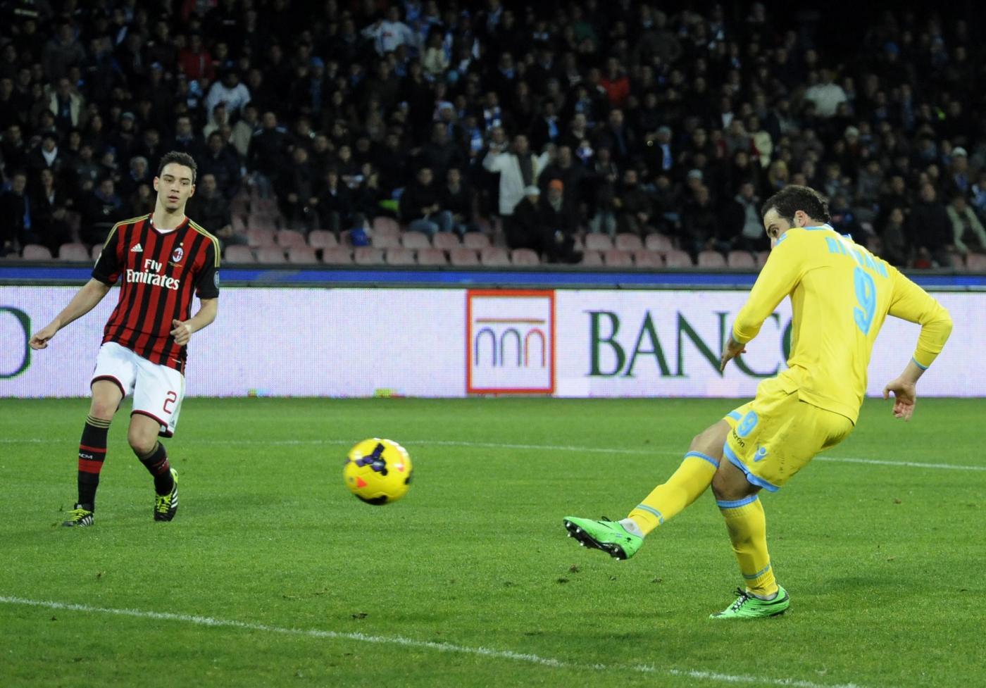 Milan vs Napoli 2-0: Inzaghi aggancia Benitez