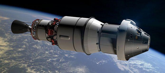 La NASA testa una navicella per il ritorno su Marte