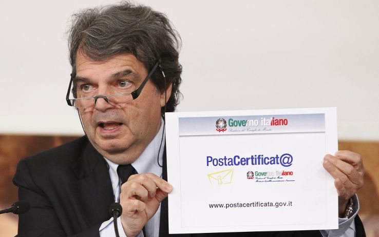 Cec-Pac dismessa: il flop tecnologico di Brunetta