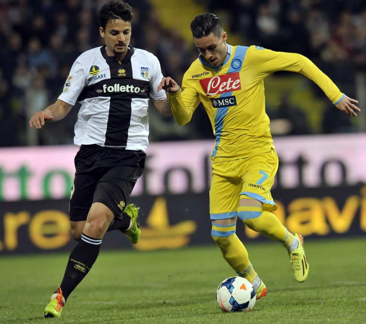 Parma vs Napoli anticipo 150x150