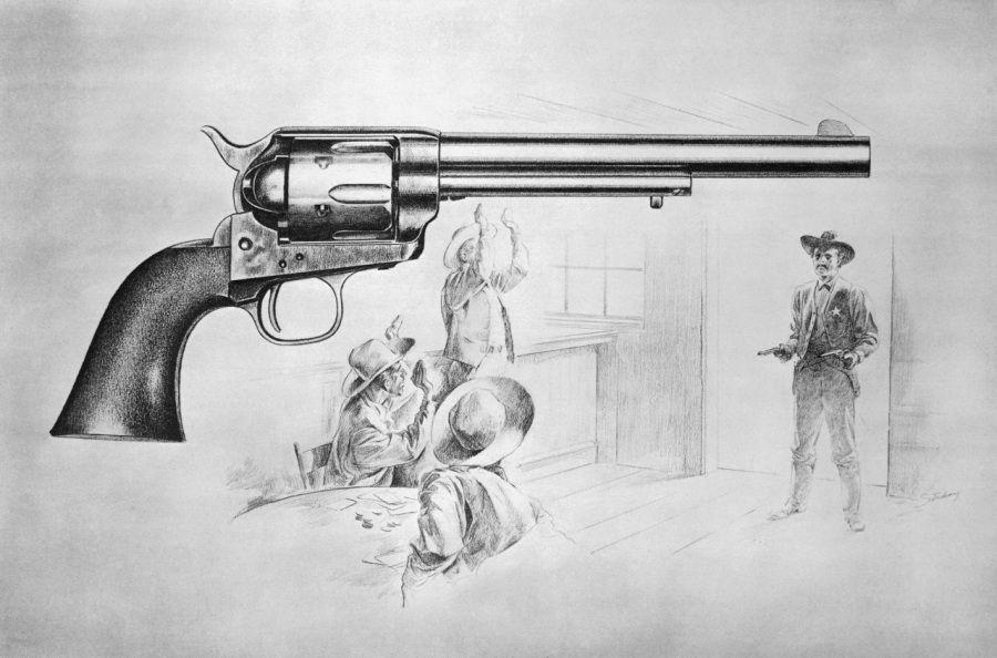 Pistola Colt