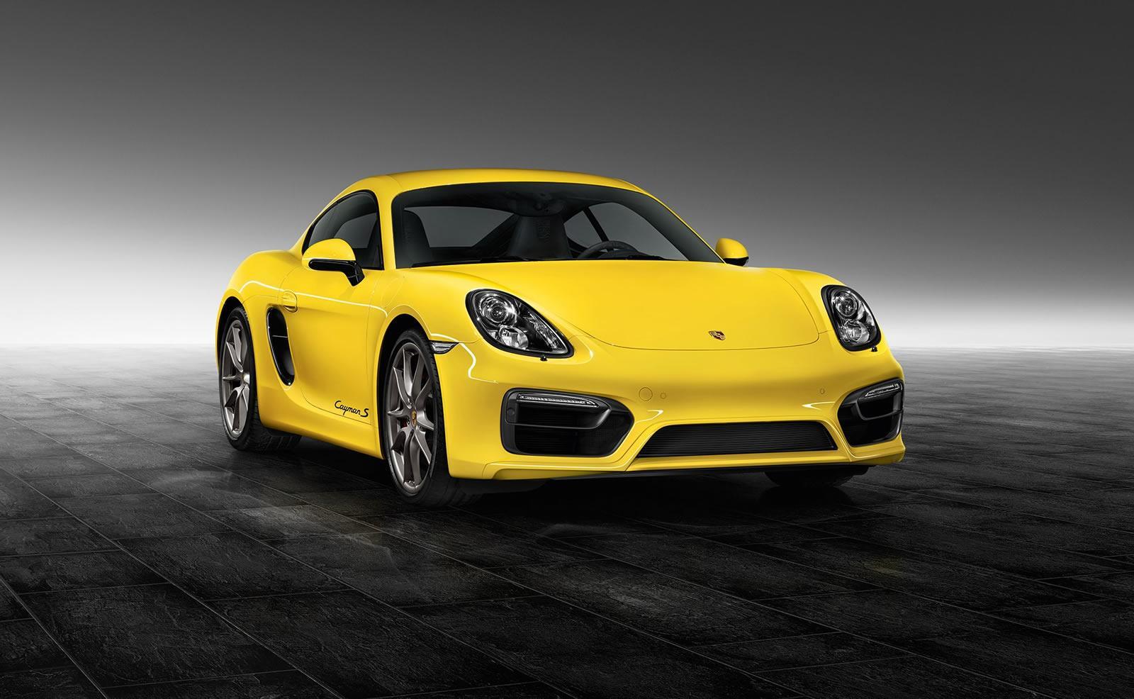 Porsche Cayman S personalizzata da Porsche Exclusive