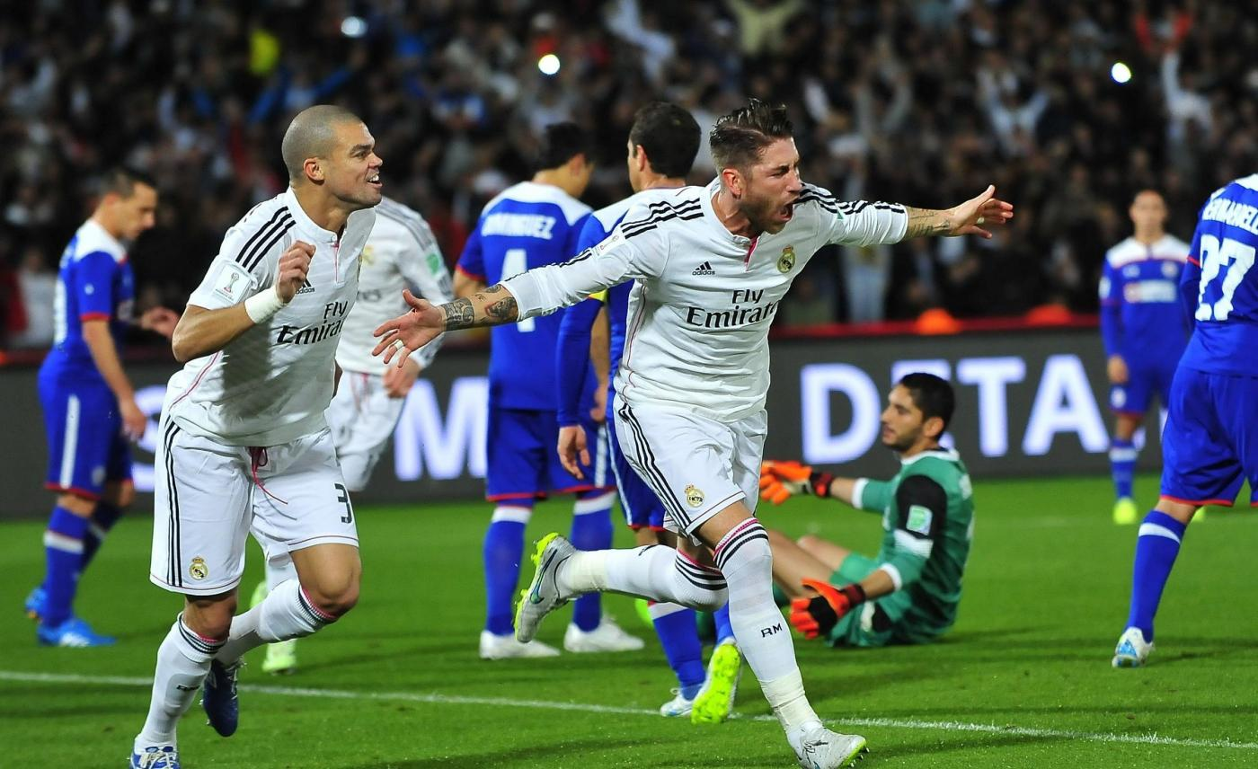 Mondiale per Club 2014 al Real Madrid che batte 2-0 il San Lorenzo