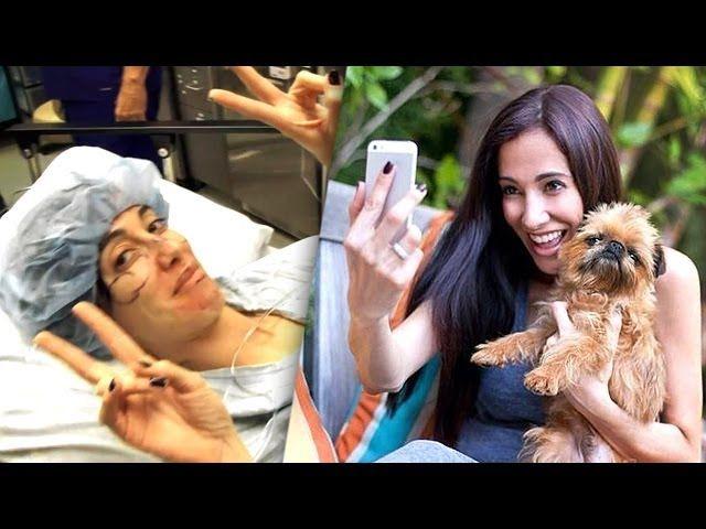 I selfie hanno fatto impennare gli interventi di chirurgia estetica