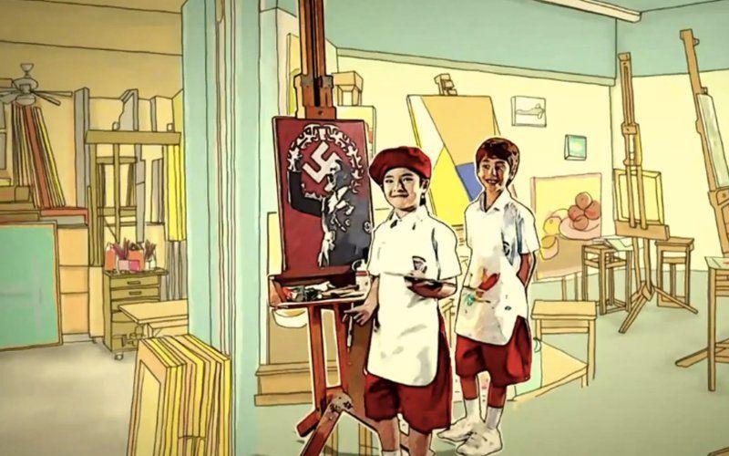 Thailandia, Adolf Hitler appare nel video di propaganda del Governo