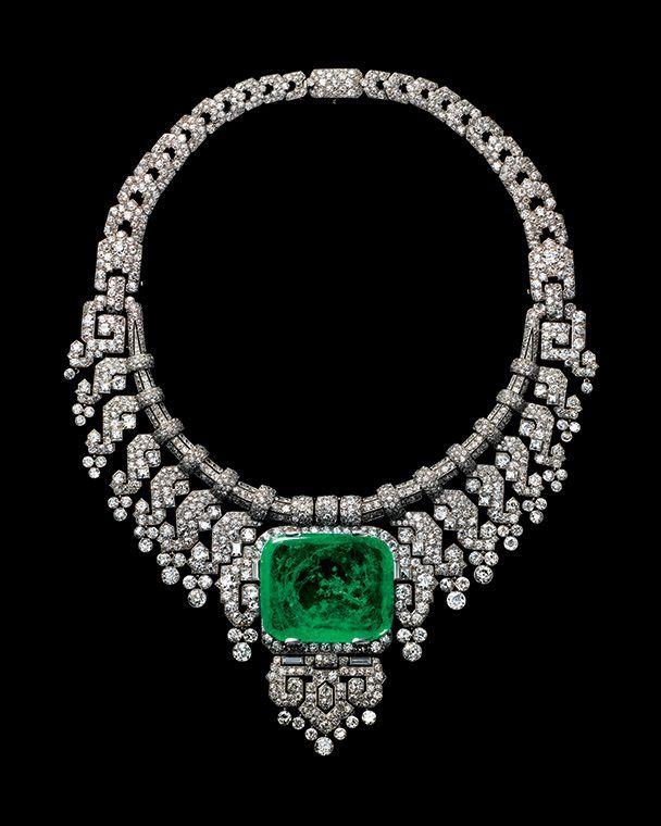 Uno dei gioielli della Cartier Collection