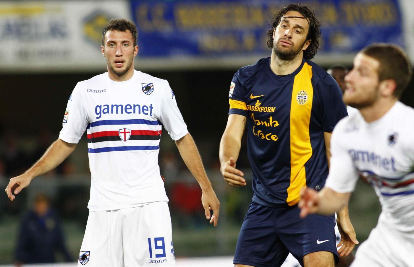 Verona vs Sampdoria 1-3: una vittoria che mancava da 45 anni