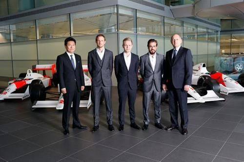 F1 2015: McLaren annuncia Fernando Alonso