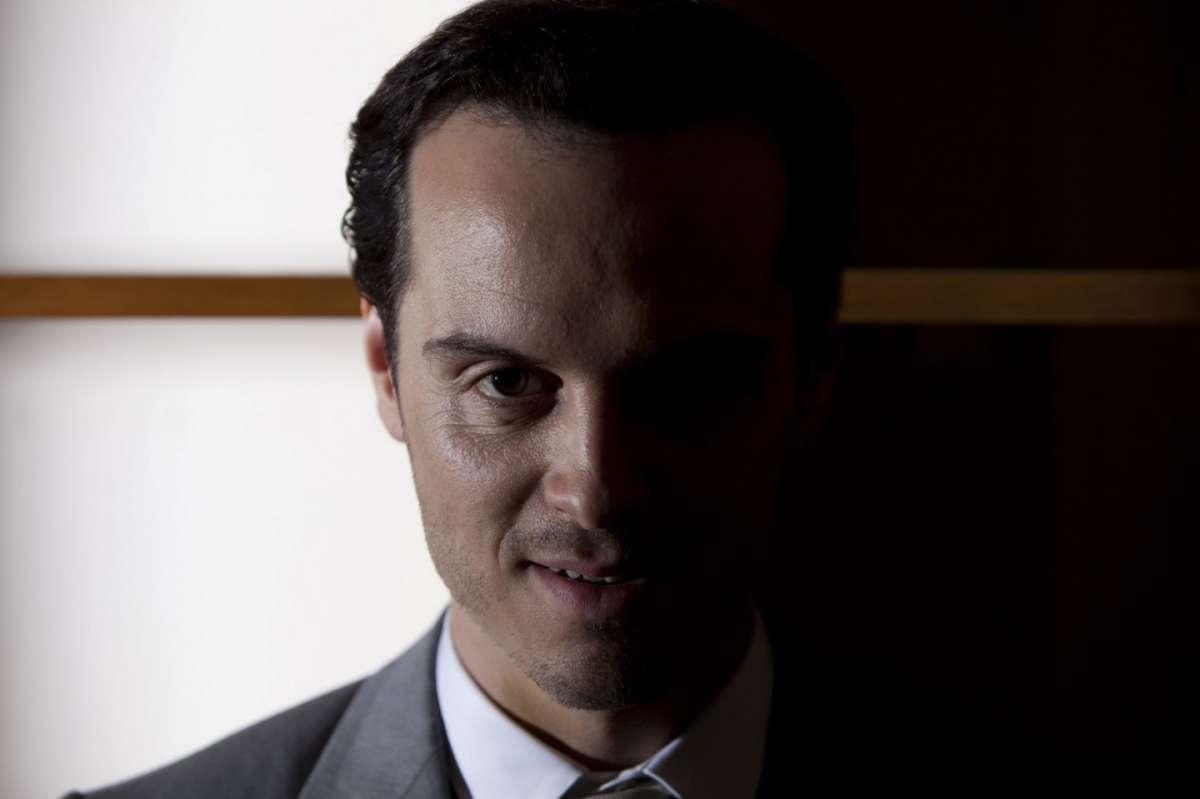 Andrew Scott villain di Bond 24: è il Professor Moriarty della serie TV Sherlock