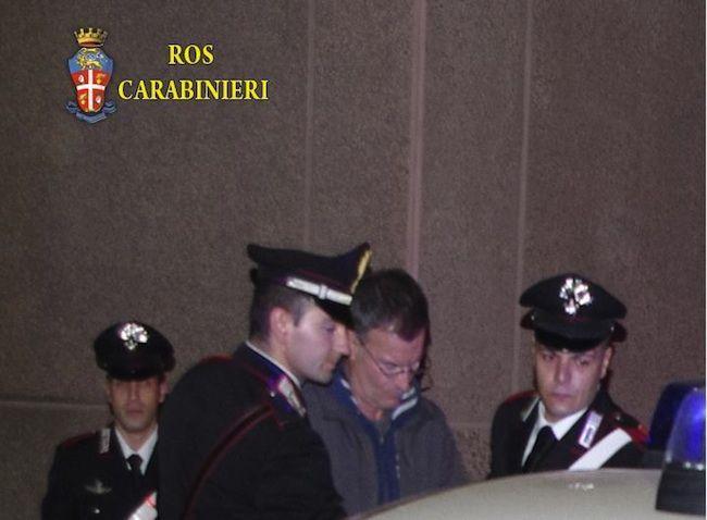 arresto carminati