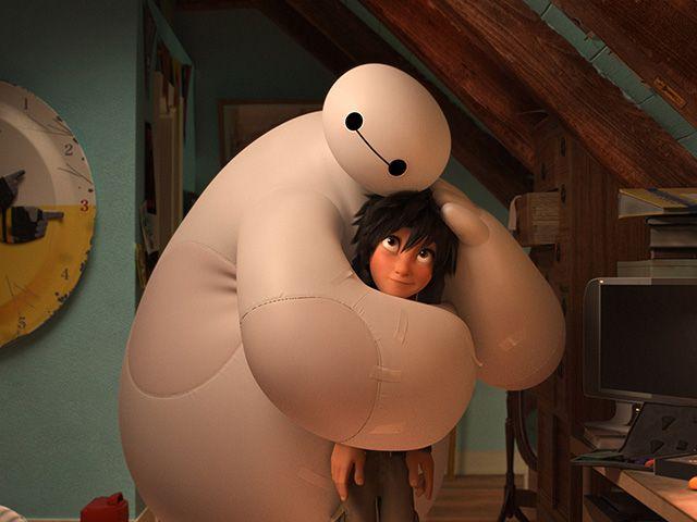 Big Hero 6: trailer italiano e trama del film d'animazione Disney
