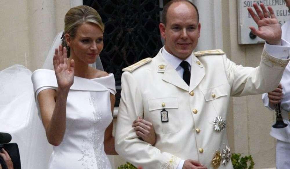 Charlene di Monaco è mamma: due gemelli per papà Alberto