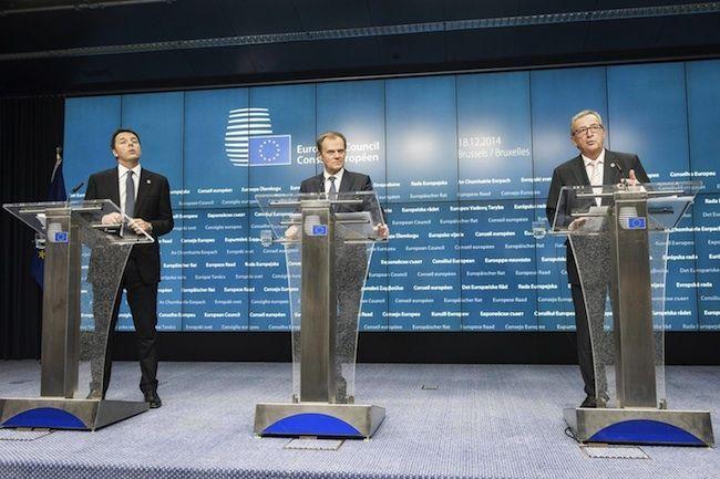 Piano Junker, via libera da giugno: l'UE dà fiducia a Renzi