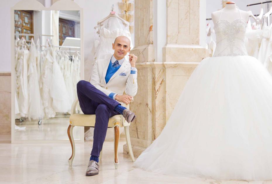 Enzo Miccio superstar nel nuovo programma Diario di un Wedding Planner