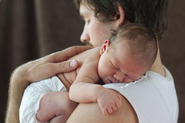 La gravidanza dei papà: cambiamenti ormonali anche negli uomini in attesa