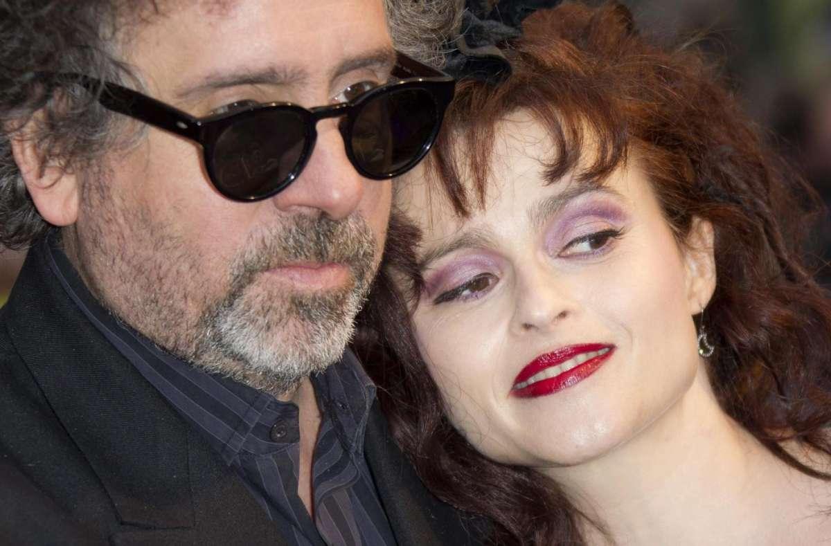 Tim Burton ed Helena Bonham Carter si sono lasciati: finita la storia tra il regista e l'attrice