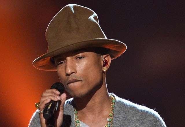 Singoli più venduti nel 2014 nel mondo: Happy di Pharrell Williams senza rivali