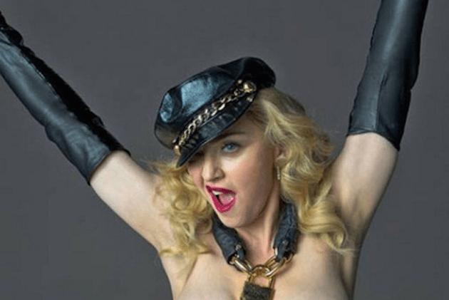 Madonna senza veli su Interview: a 56 anni la cantante si mostra splendida