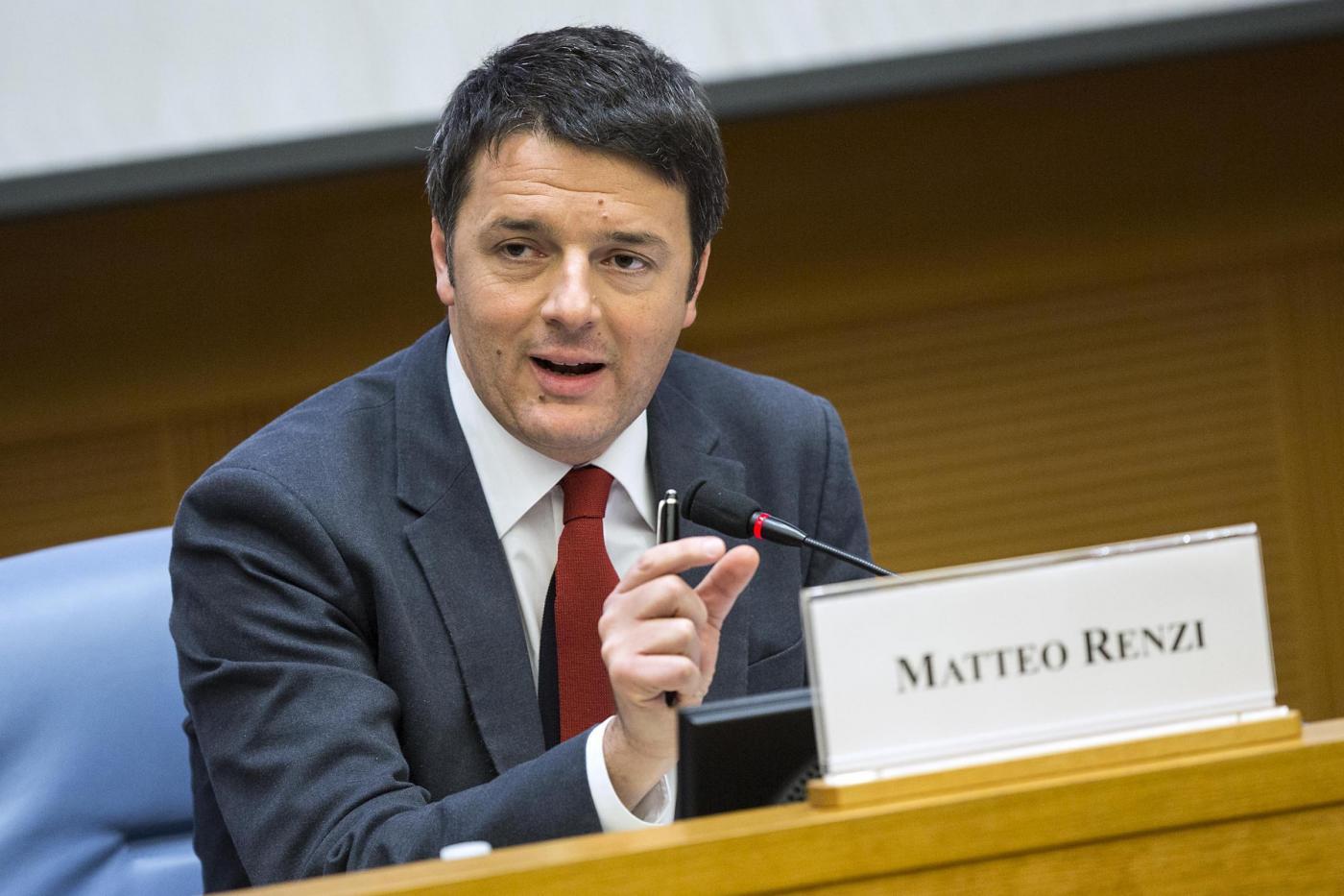 Matteo Renzi, conferenza stampa di fine anno: «L'Italia deve tornare a correre»