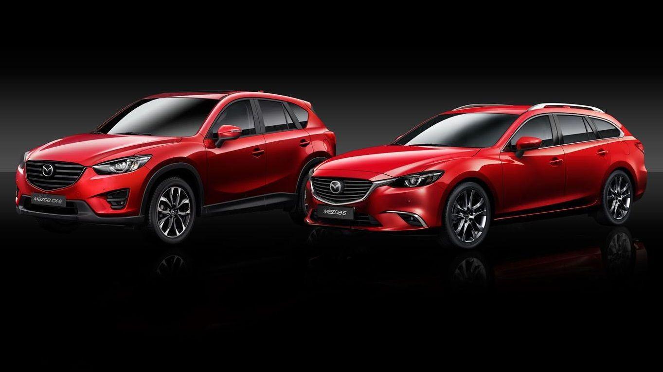 "Mazda CX-5 e Mazda 6 2015, i restyling ""europei"" al Salone di Ginevra"