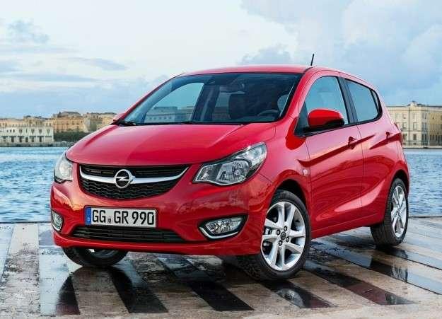 Opel Karl: prezzo, motore e caratteristiche