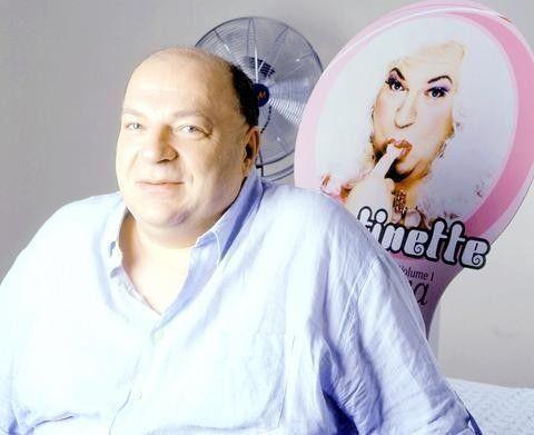 Sanremo 2015, Platinette con Grazia Di Michele: 'Il nostro brano per un mondo con occhi diversi'