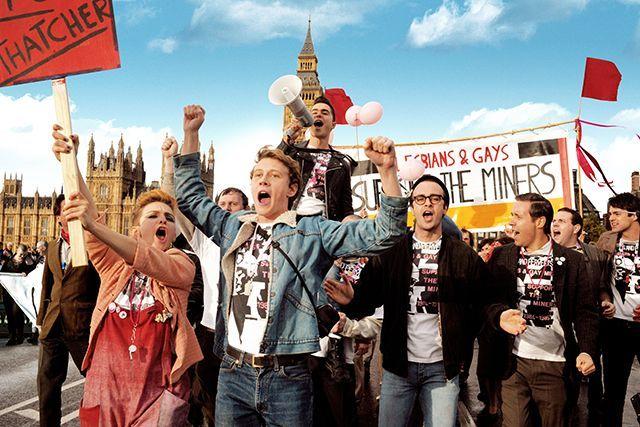 Pride: trailer italiano e trama del film nominato ai Golden Globe 2015