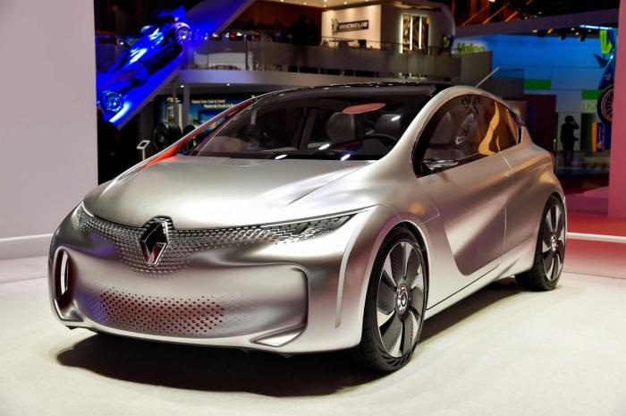 Renault Value Up concept, prove di citycar del futuro