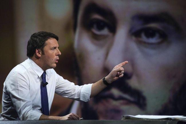 Sondaggi politici: cala la fiducia in Renzi, cresce Salvini