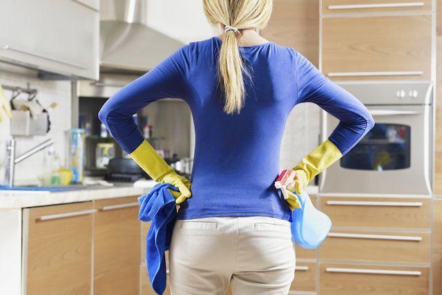 10 rimedi naturali per pulire la nostra casa