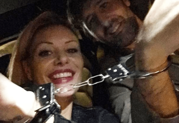 Tamara Pisnoli arrestata: Arnaud Mimran pubblica una foto in manette
