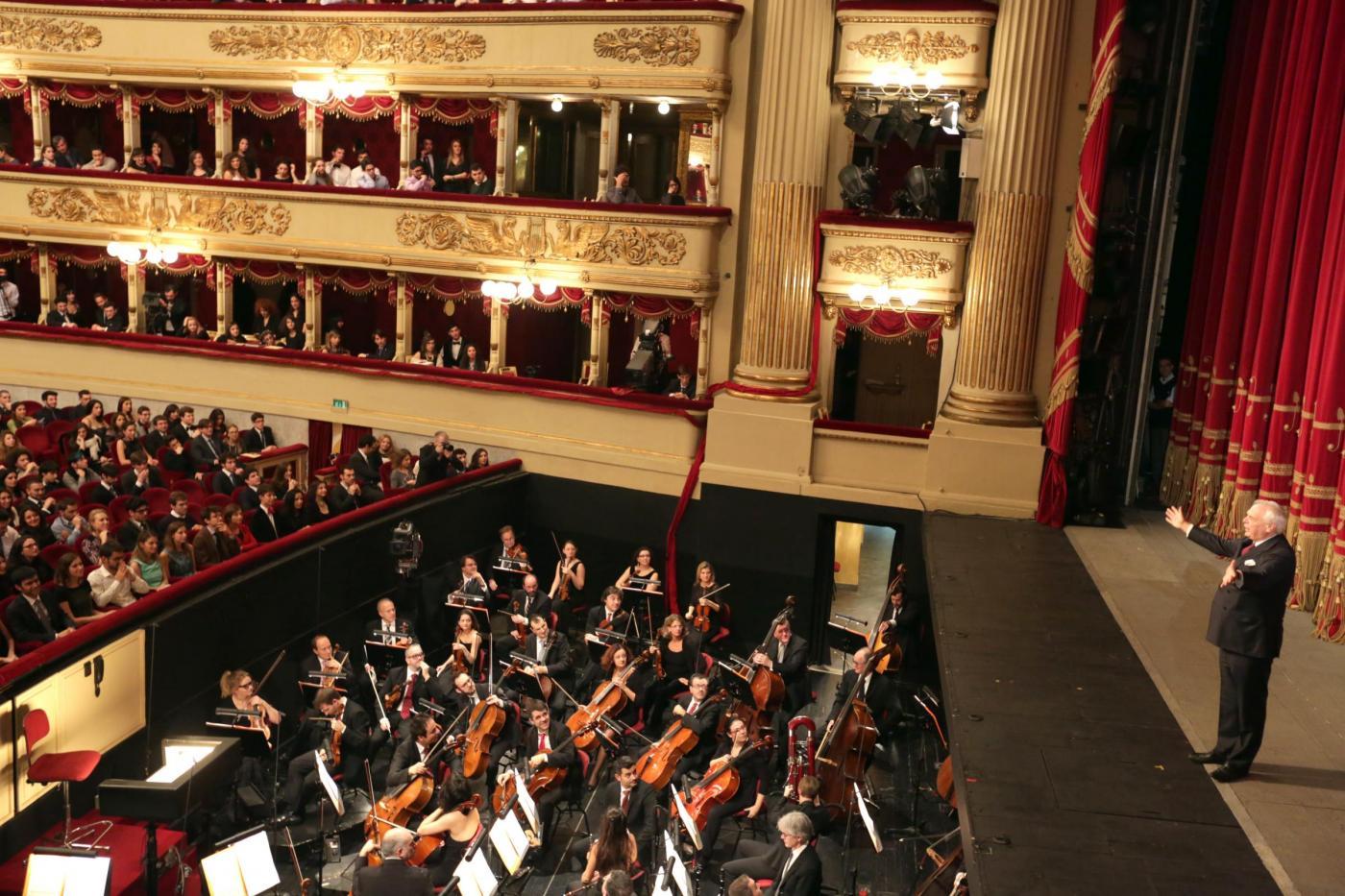 Teatro alla Scala, inaugurazione 2014: la prima con Fidelio di Beethoven