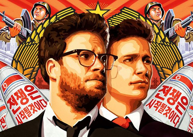 The Interview: il film con James Franco e Seth Rogen in uscita in alcuni cinema americani