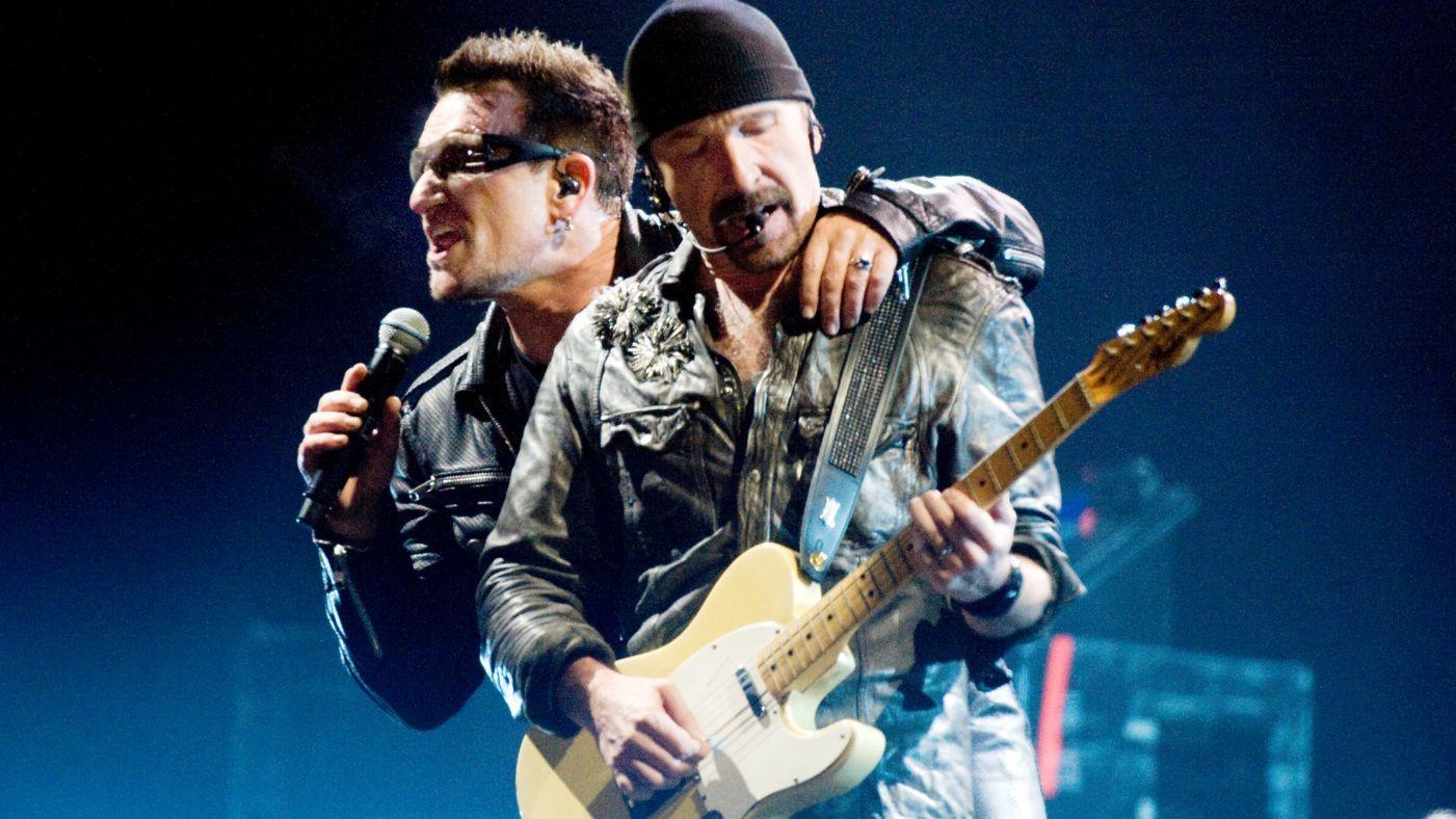 U2 Tour 2015: in Italia il 4 e 5 settembre al Palasport di Torino