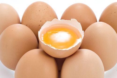 uova crude