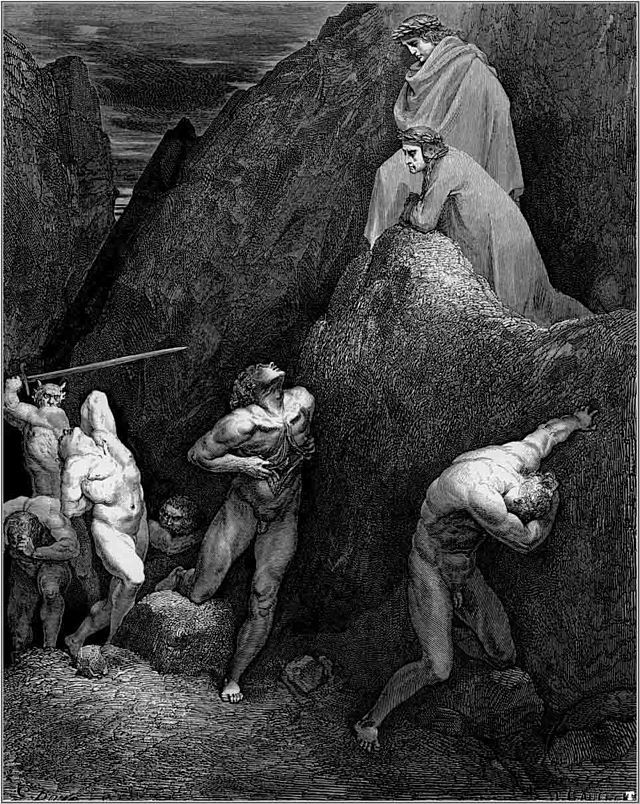 640px Mohammed by gustave dore