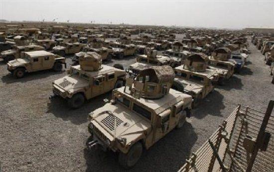 Armi Usa Isis