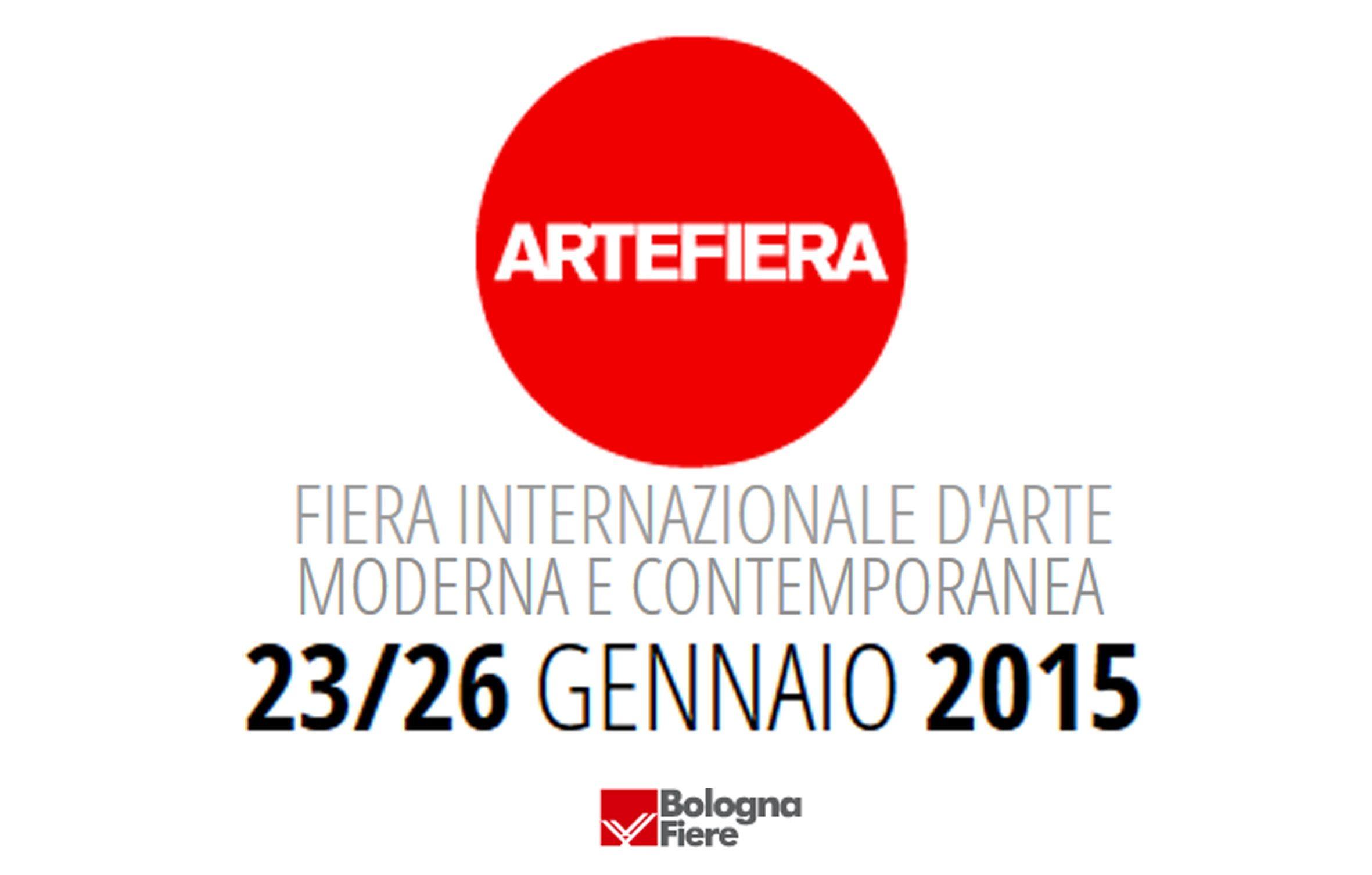 Art First Bologna: la Fiera Internazionale di Arte Moderna e Contemporanea dal 23 al 26 gennaio 2015