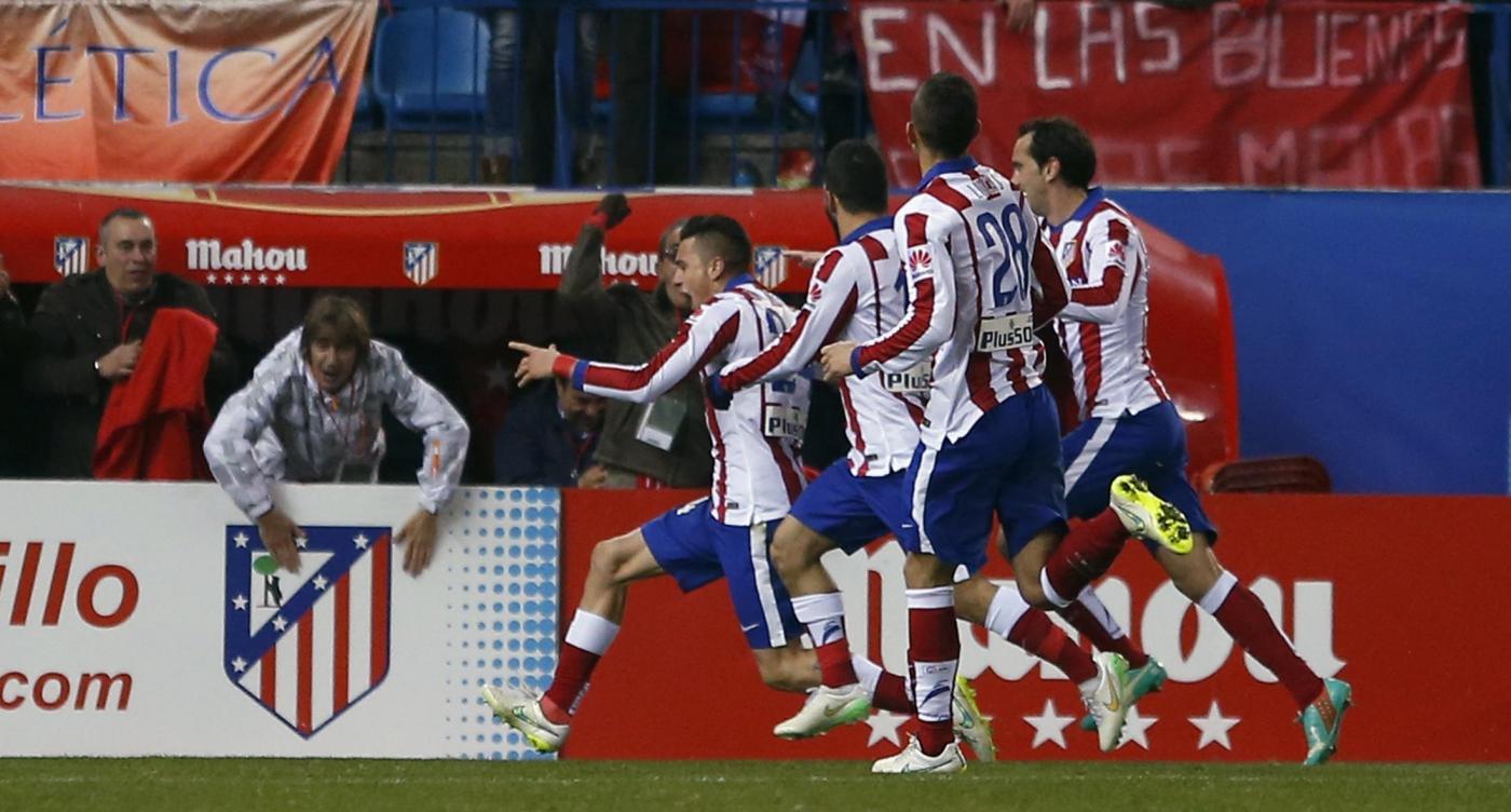 Atletico Madrid batte 2-0 il Real, secondo stop consecutivo per Ancelotti
