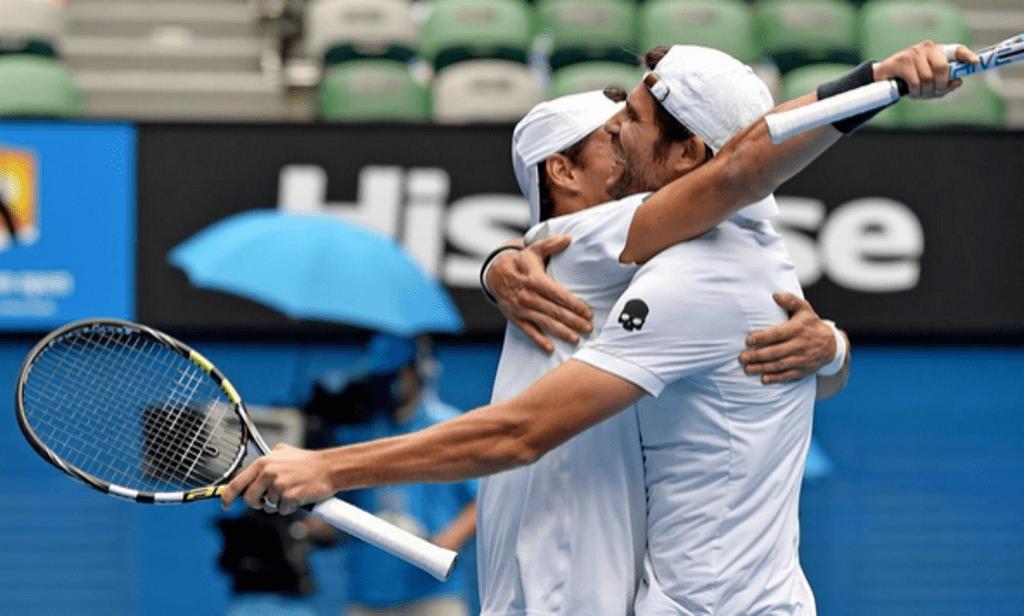 Australian Open 2015 Fognini Bolelli