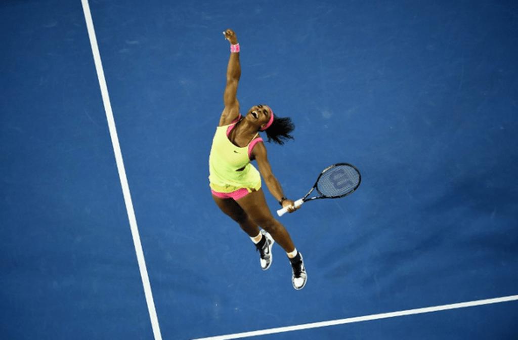 Australian Open 2015 Serena Williams