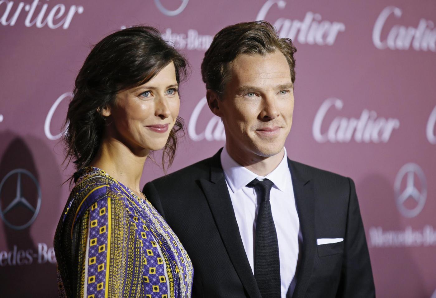 Benedict Cumberbatch, la fidanzata Sophie Hunter è incinta: la star de Lo Hobbit presto papà