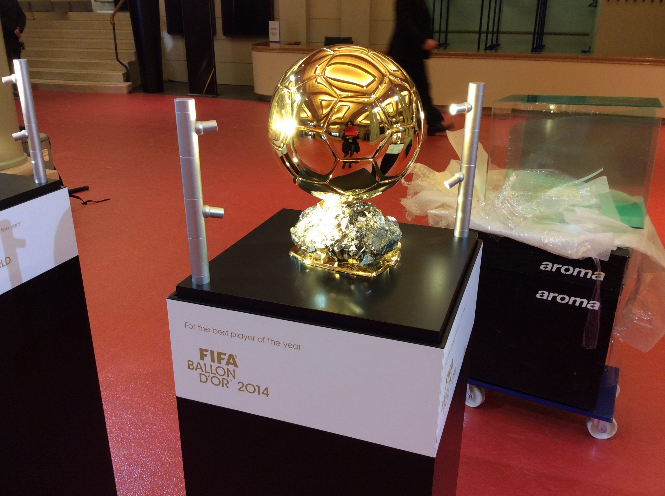 Pallone d'oro 2014: vince ancora Cristiano Ronaldo