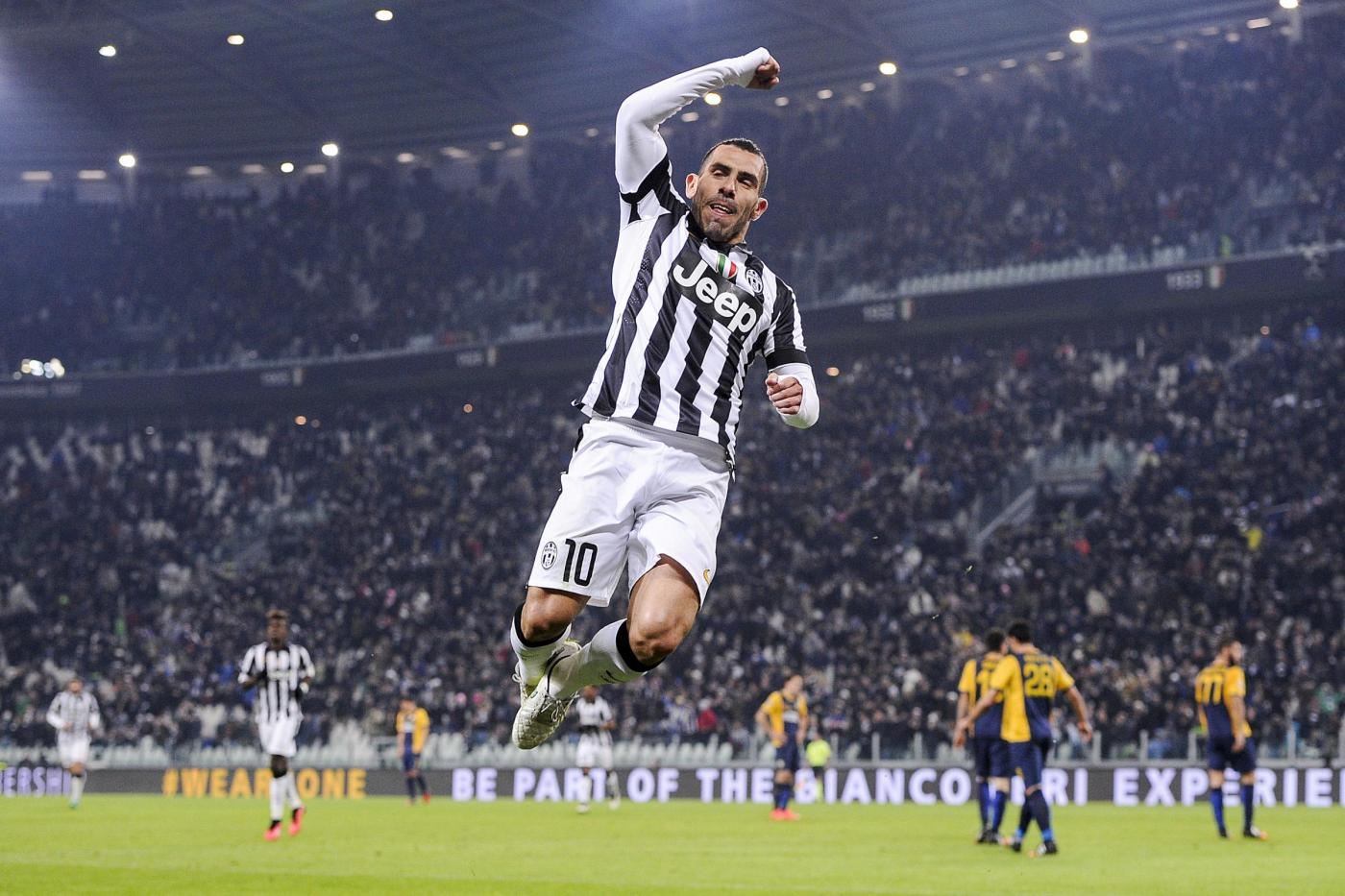 Juventus vs Verona 4-0: altra goleada per i bianconeri