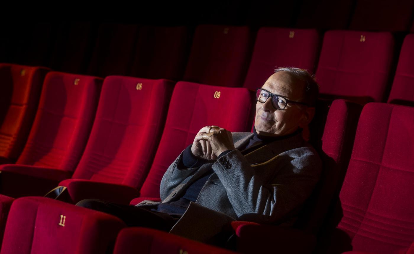 """Intervista ad Ennio Morricone: """"Non sono abituato a pensare al futuro"""""""