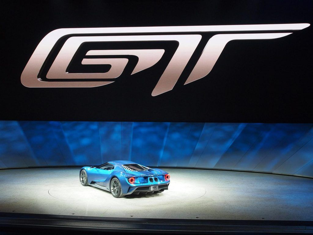 Ford GT presentazione 1024x768